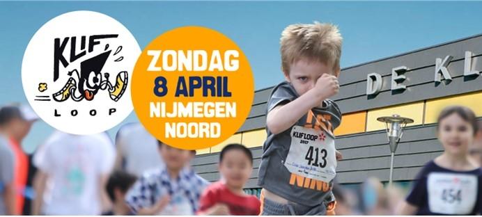 Klifloop editie nr. 12 op 8 april 2018