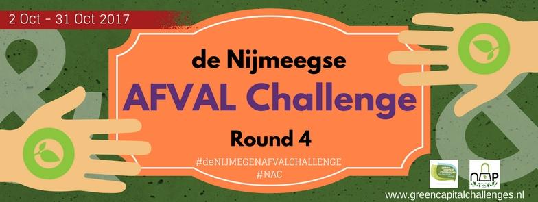 De Nijmeegse Afval Challenge: minder afval is een keuze; de keuze is aan jou!