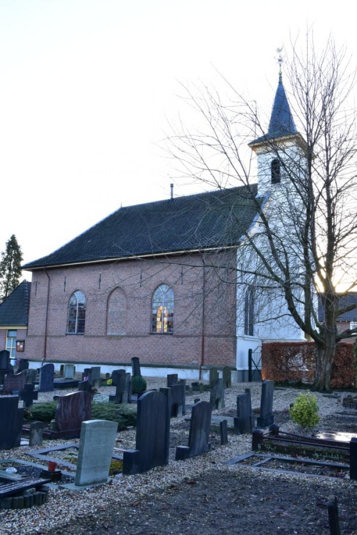 Lezing over het witte kerkje in Lent