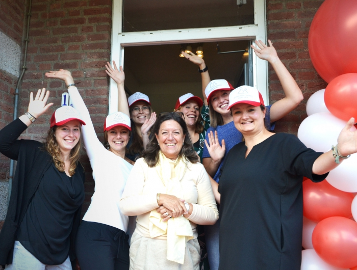 Studiebegeleiding Nijmegen viert feest